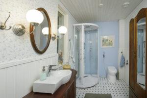 Ekolet- Käymäläistuin kylpyhuoneessa (kuva: Ekolet)